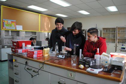 Laboratorio Química
