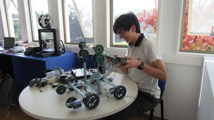 Sala de Robótica